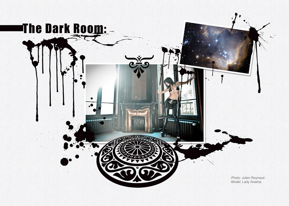 Photos d'origine - The dark room
